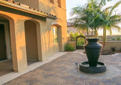 Custom Courtyard Hardscape Contractors 1
