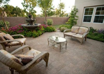 Custom Courtyard Hardscape Contractors 3