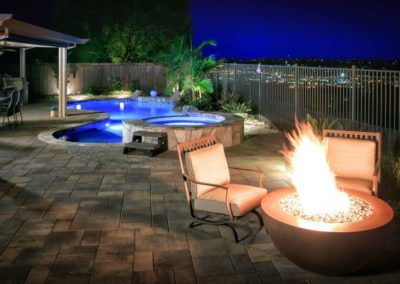 Custom Fire Bowls and Fire Pits 1