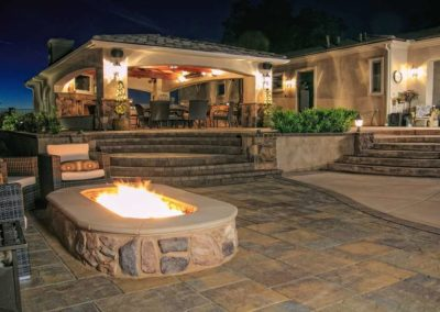 Custom Fire Bowls and Fire Pits 26