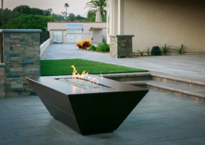 Custom Fire Bowls and Fire Pits 9