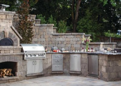 custom outdoor kitchen contractor 16