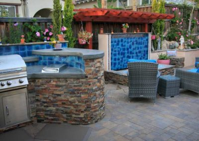 Custom Outdoor Kitchen Contractor 19