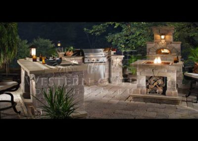 Custom Outdoor Pizza Oven