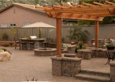 custom patio cover gazebo builders 43