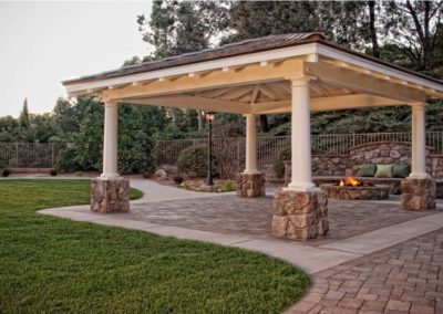 custom patio cover gazebo builders 45