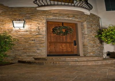 Entrance Hardscape Contractors 16