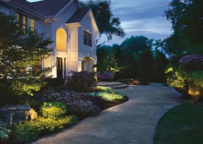 Outdoor Lighting Contractors 25