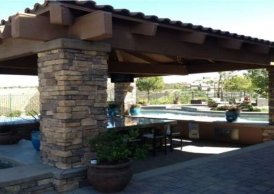 outdoor living cabana contractors 125