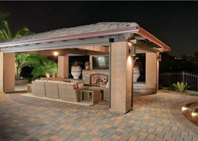 outdoor living cabana contractors 30