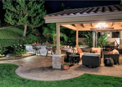 outdoor living cabana contractors 40