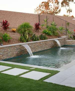 Outdoor Water Elements