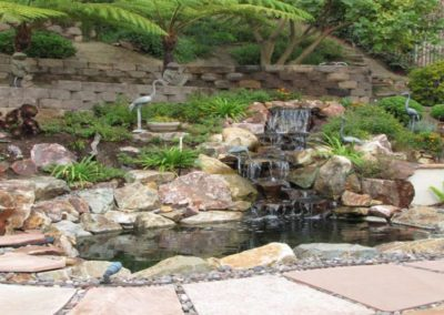 Pondless Water Features 10