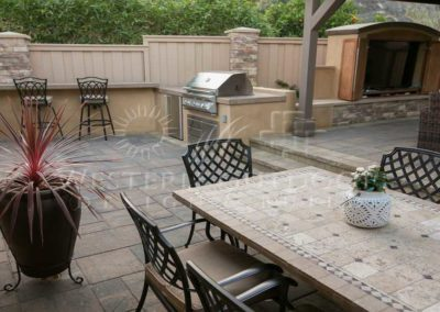 Stucco Outdoor Kitchen Contractors 11